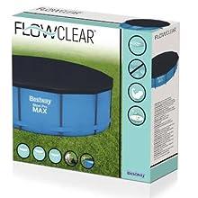 Bâche PVC Flowclear 370 cm