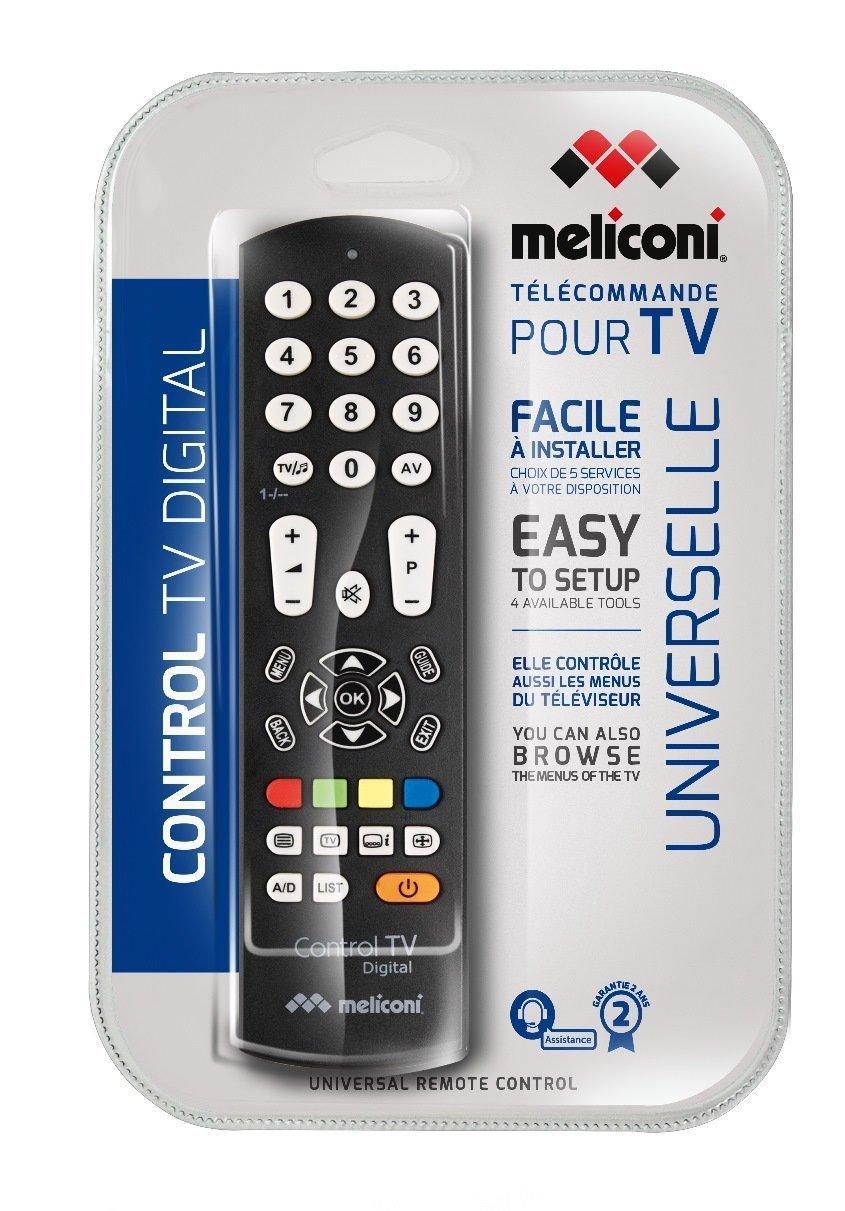 Meliconi control tv digital telecomando universale per for Codici promozionali amazon elettronica