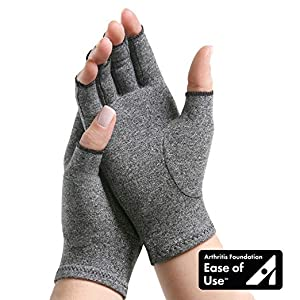 IMAK Compression Arthritis Gloves, Premium Arthritic Joint Pain Relief Hand  Gloves for Rheumatoid \u0026 Osteoarthritis ,
