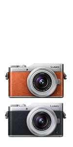 Panasonic ミラーレス一眼カメラ ルミックス GF9 ダブルズームレンズキット 標準ズームレンズ/単焦点レンズ付属 オレンジ DC-GF9W-D