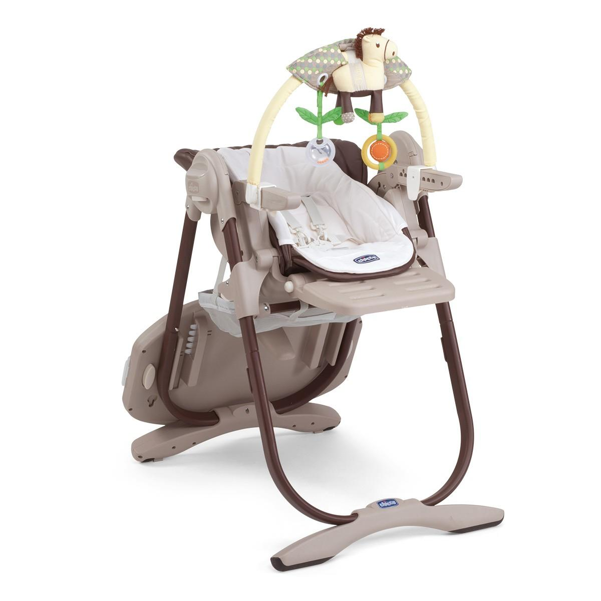 Chicco Polly Magic Newborn Highchair Cocoa Amazoncouk Baby