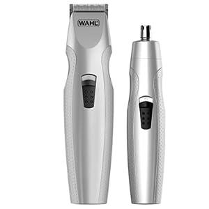 Wahl - Combo de recortadora de bigote y de barba, 5606-308: Amazon.es: Salud y cuidado personal