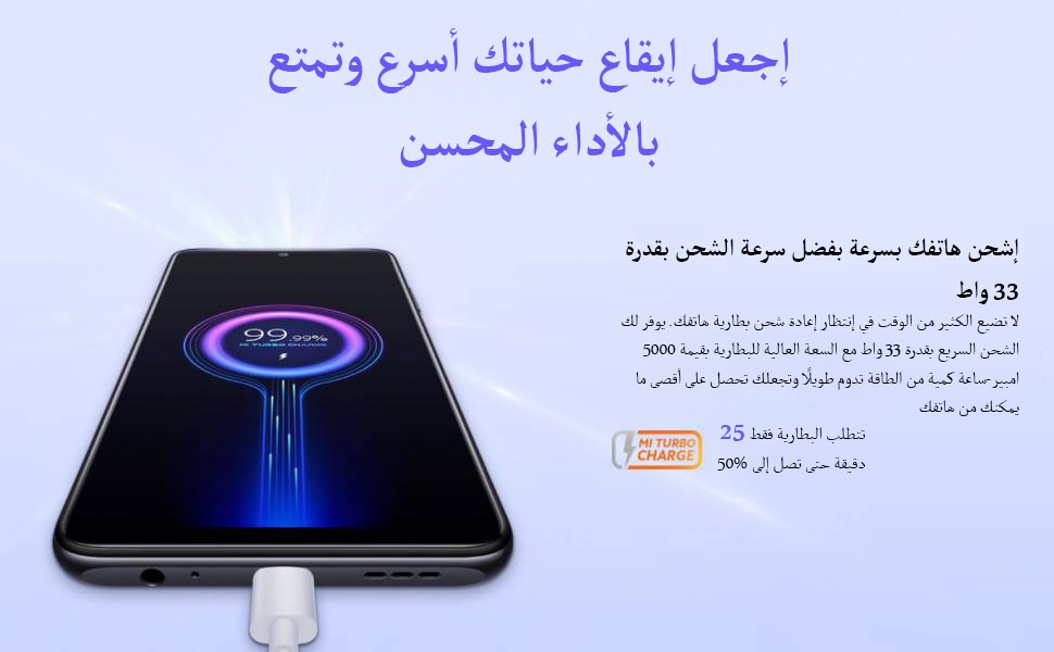 Redmi Note 10 Dual SIM - 6.43 Inches, 64 GB, 4 GB RAM, 4G LTE - Lake Green