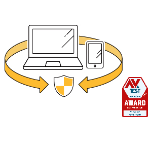 4年連続で最高賞を受賞。セキュリティの評価も高いソフトはノートン