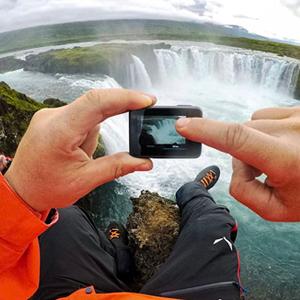 GoPro Hero6 Black - 12 MP, 4K Ultra HD Action Camera