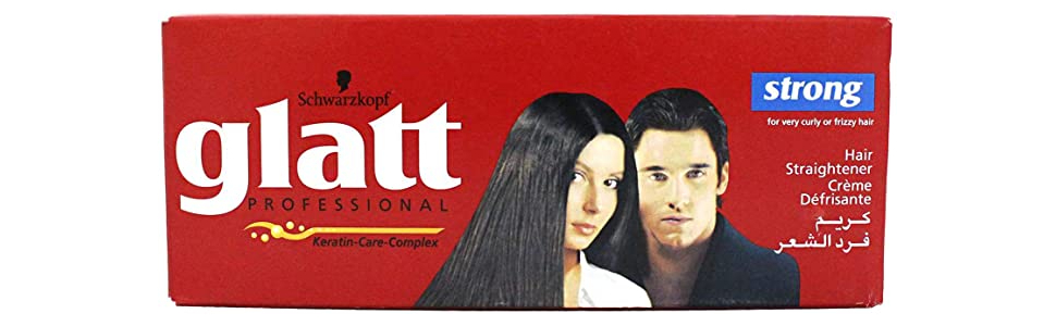 Glatt Hair Strenghtener Cream - 63 g