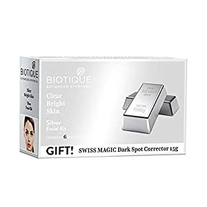 Bio Silver Facial Kit