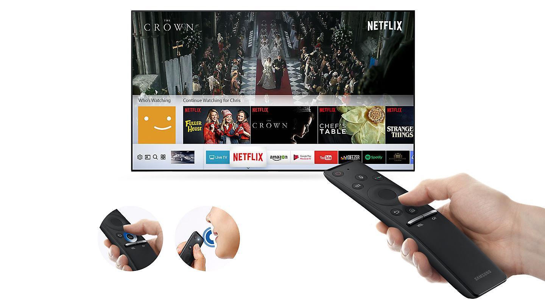 samsung ue55mu6405 smart tv de 55 opiniones buena relaci n calidad precio. Black Bedroom Furniture Sets. Home Design Ideas