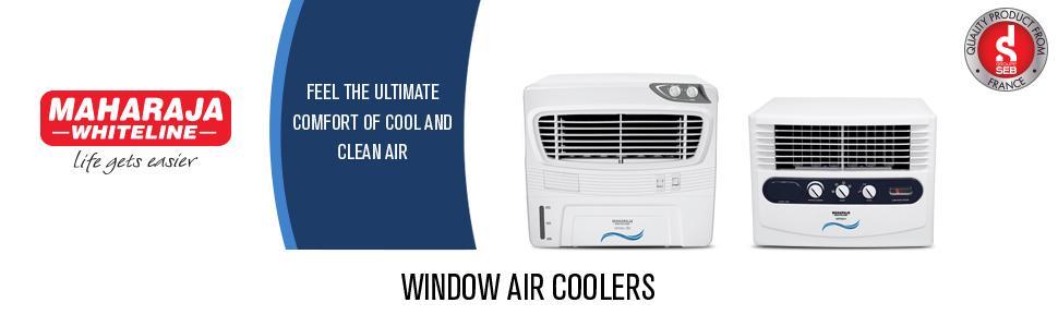 Maharaja Whiteline Arrow 30 Litre Air Cooler White