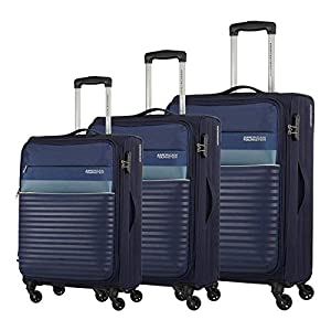 American Tourister Luggage Trolley Bags, 3Pcs