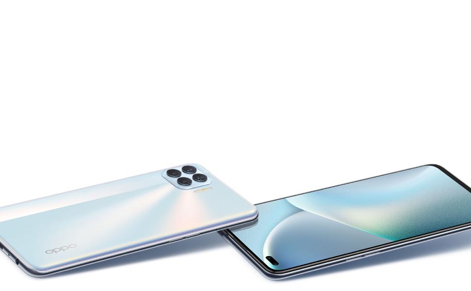 OPPO A93 Dual SIM - 128GB, 8GB RAM, 4G LTE