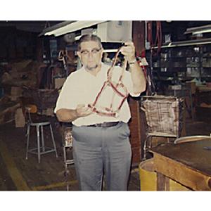 Weaver Leather Silvertip Hollow Braid Seilz/ügel