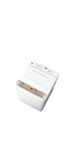 パナソニック 全自動洗濯機 洗濯 5kg つけおきコース搭載 シャンパン NA-F50B12-N