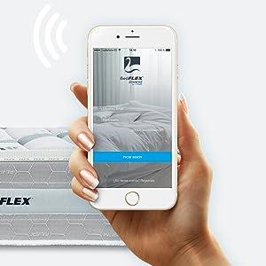 Flex inventa la primera y única cama inteligente