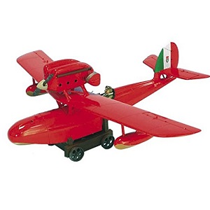 紅の豚 サボイアS.21 試作戦闘飛行艇  プラモデル