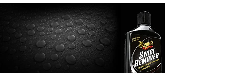 Meguiars Swirl Remover - Producto para eliminar marcas circulares ...