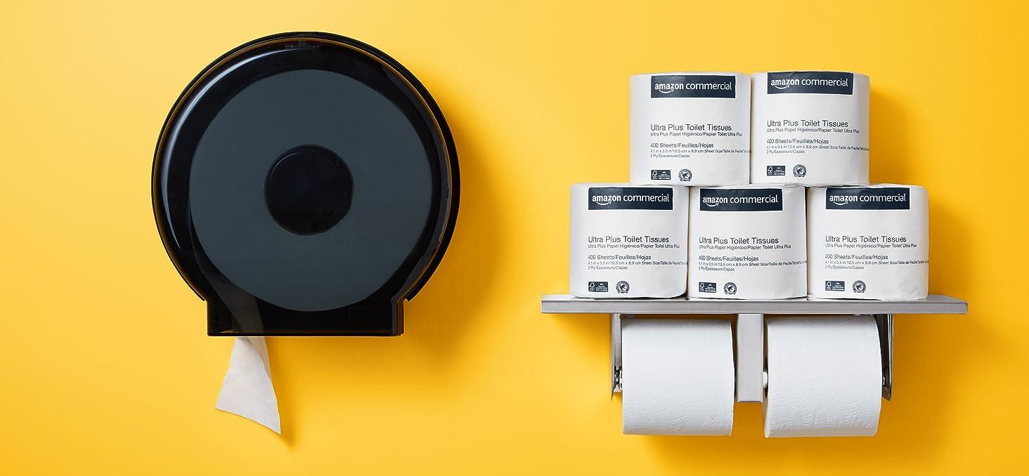 AmazonCommercial Ultra Plus Toilet Tissues