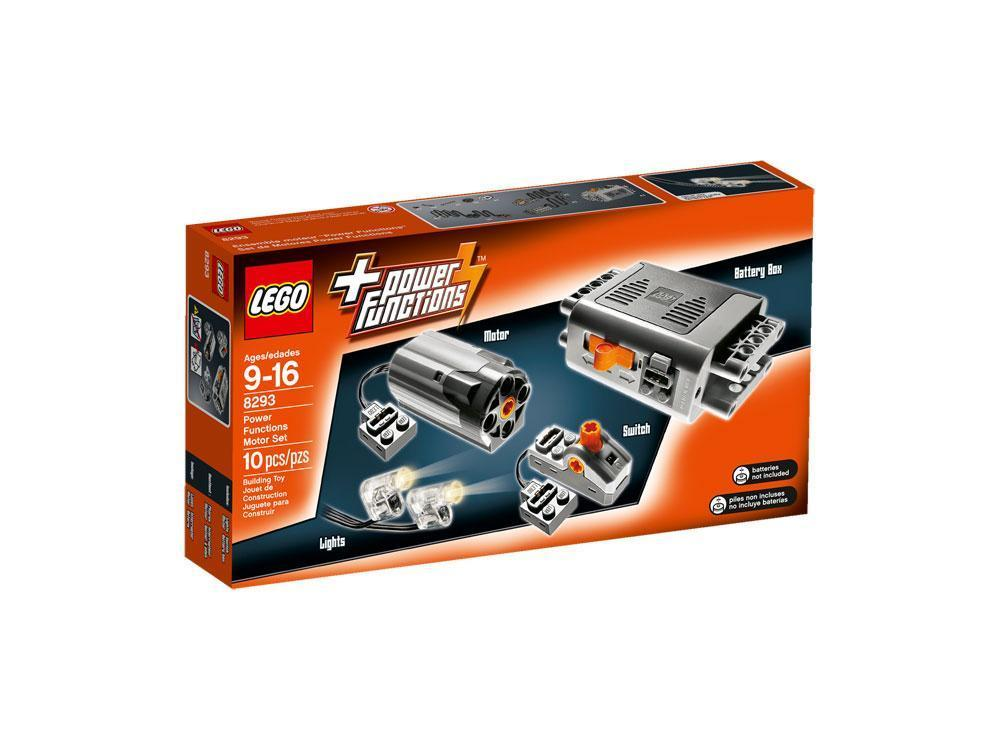 buy lego technic motor set power functions motor set. Black Bedroom Furniture Sets. Home Design Ideas