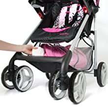 Evenflo JourneyLite Travel System with Embrace, Koi (Discontinued by Manufacturer)