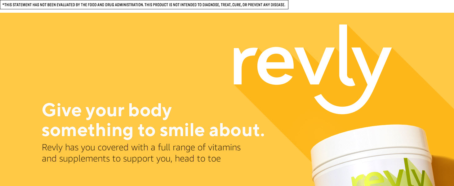 Revly Wellness: Give your body something to smile about