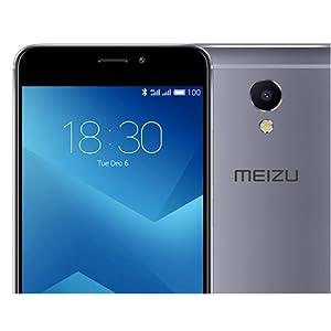 Meizu M5 Note Dual Sim - 32GB, 3GB RAM, 4G LTE, Grey