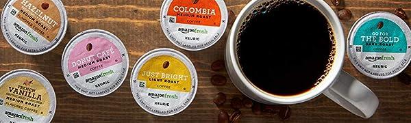 AF coffee pods