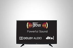 20W Powerful Sound