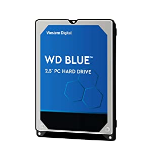 """Western Digital WD WD20SPZX 2.5/"""" 2TB SATA III 6Gb//s 7mm 128MB Thin Hard Drive"""
