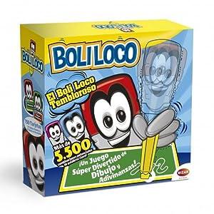 Juegos Bizak Boli Loco (BIZAK 63391801): Amazon.es: Juguetes y juegos