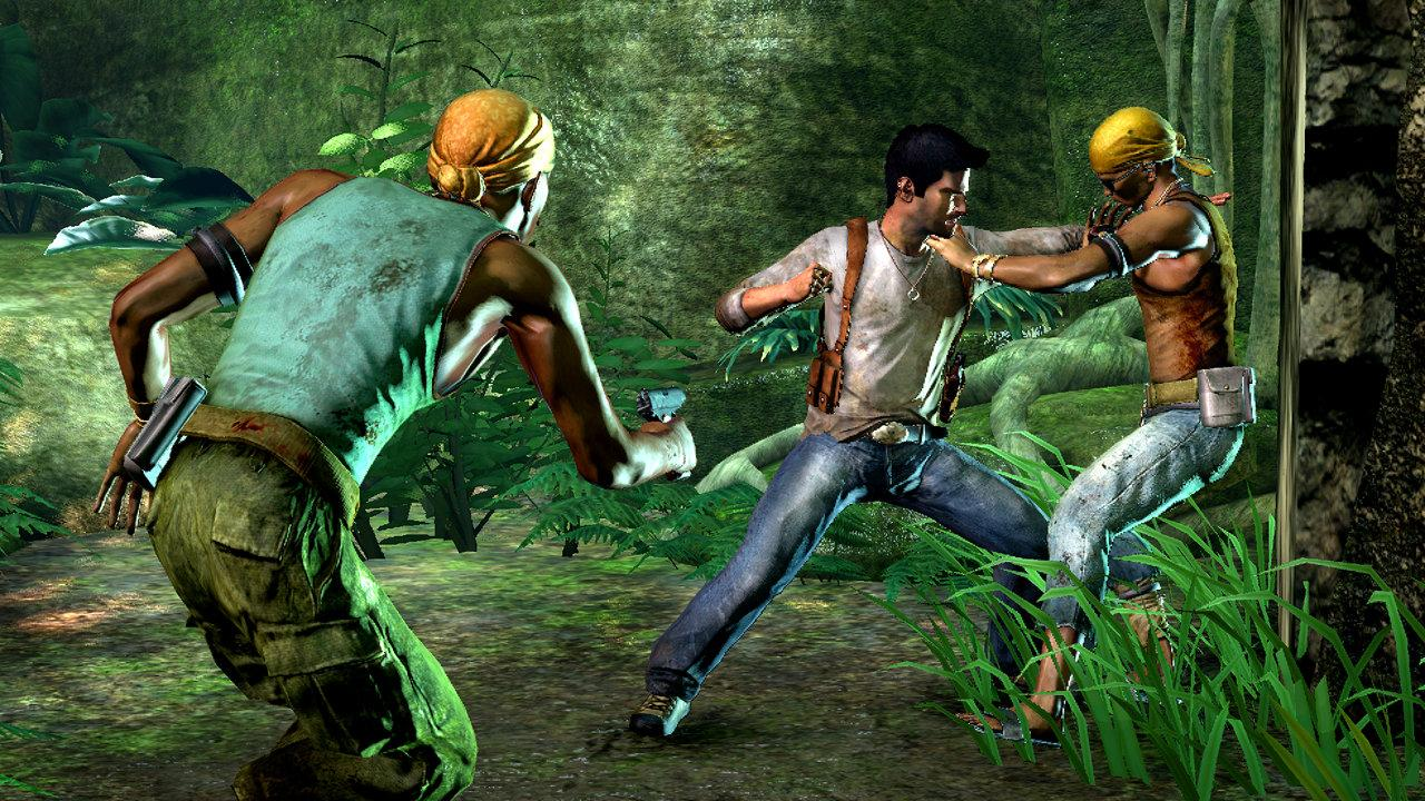 Uncharted: The Nathan Drake Collection: playstation 4