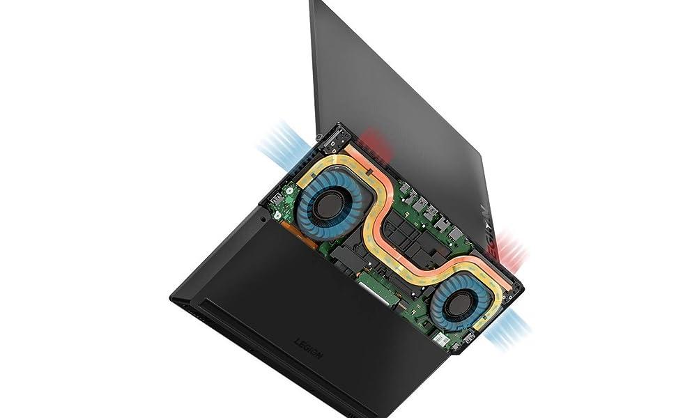Lenovo Legion Y530 - Ordenador portátil gaming de 15.6