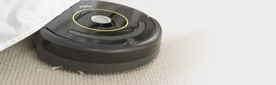 iRobot Roomba 651 Vaccum Cleaner - Black & Grey