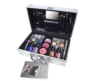The Color Workshop Bon Voyage Maletín de Maquillaje de Belleza - 1 pack: Amazon.es: Belleza