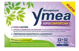 Ymea Sofoconfort 24h es un producto con ingredientes naturales formulado con una mezcla de extractos de plantas complementados con vitamina B6.