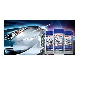 SONAX 02101410-544 Xtreme Nanopro Cuidado De Plásticos Exterior, 250 ml: Amazon.es: Coche y moto