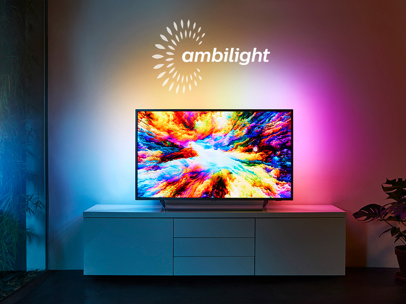Philips 43pus7303 12 43 Inch 4k Ultra Hd Android Smart Tv