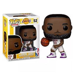 Funko NBA Pop Lebron James, Multicolor (FK37271)