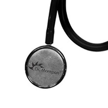 Dr. Morepen ST01 Deluxe Stethoscope