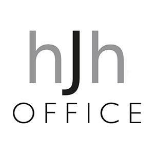hjh OFFICE Kid Racer Al Silla Infantil, Piel_sintética, Multicolor (Negro/Blanco), 41x51x100 cm
