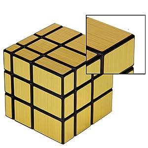 mirror rubik s cube. compact mirror cube rubik s
