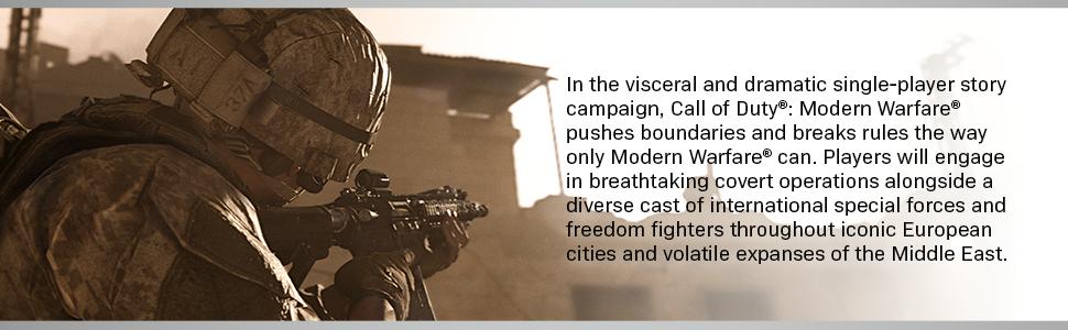 Call Of Duty: Modern Warfare 2019 (PS4) - UAE NMC Version
