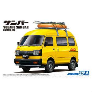 スバル TT1 サンバートラック