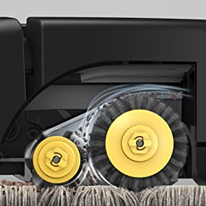 iRobot Roomba 616 Robot aspirador, 0 Decibelios, plateado: 248.05 ...