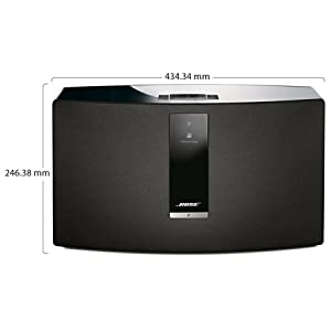 BOSE Sound Touch 30 III Wireless Music System - Black