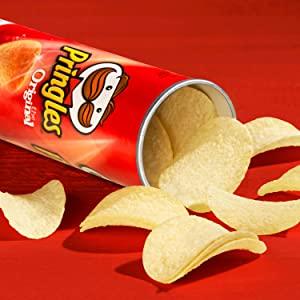 Pringles Original Flavored Chips