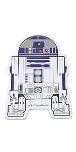 すべり止めシート R2-D2 スターウォーズ SS5