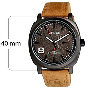 Curren Watch Set Analog Display Quartz for Unisex 8139.0