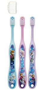 スケーター 歯ブラシ 園児用 3-5才 毛の硬さ普通 3本組 アナと雪の女王 15 TB5T