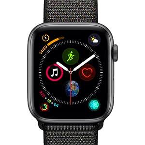 Apple Watch Series 4-44mm Space Gray Aluminum Case