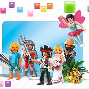 PLAYMOBIL 064671 - Caja Grande de almacenaje (23 L), Caja con divisiones: Amazon.es: Juguetes y juegos